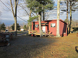 Shore Hills Campground Facilities